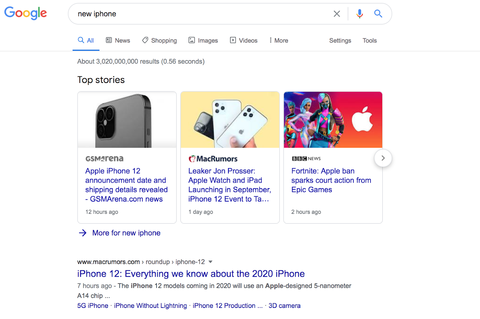 Google freshness algorithm boost traffic