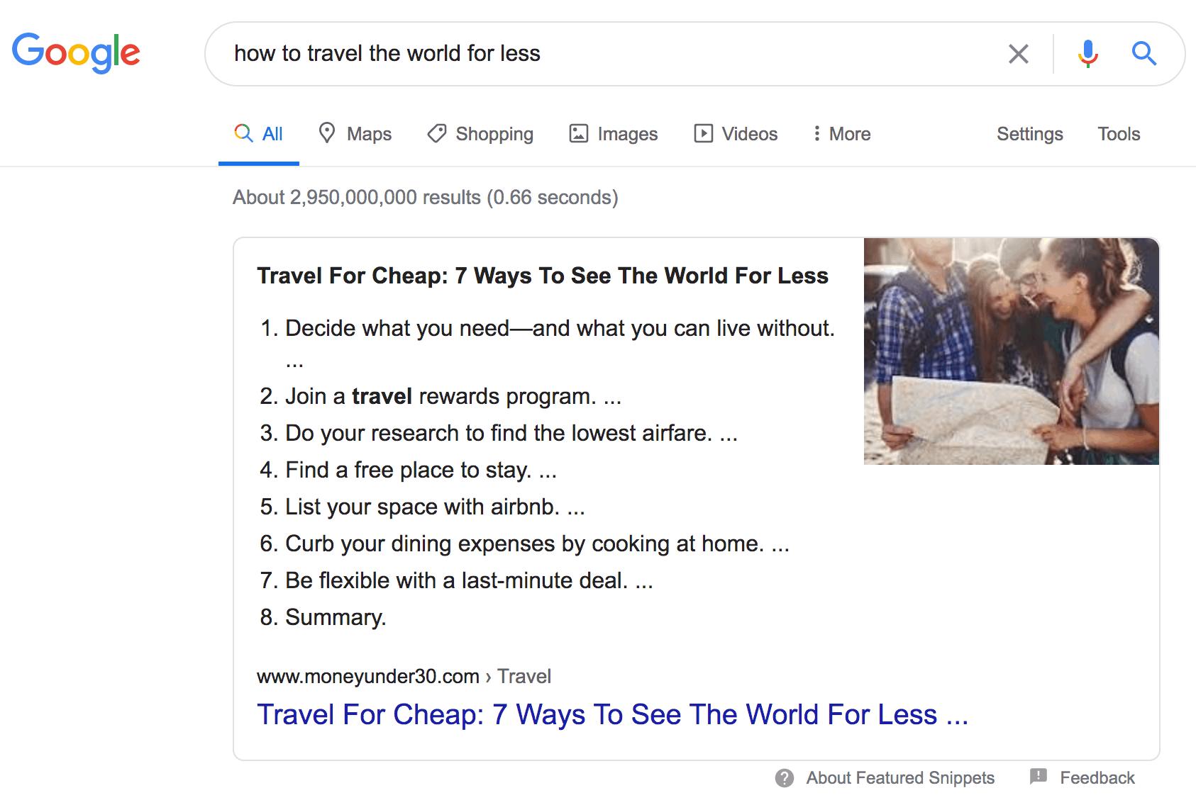 12 Essential techniques for SEO 9