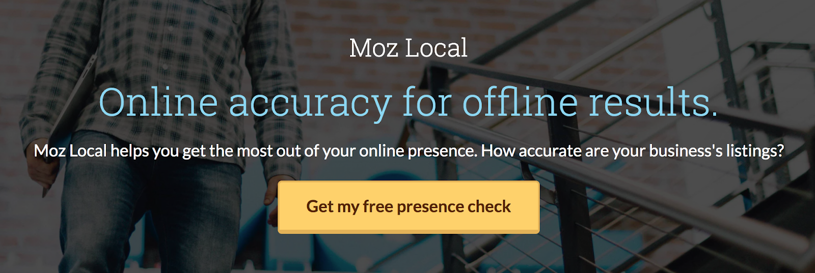 Moz Local Landing Page Snippet