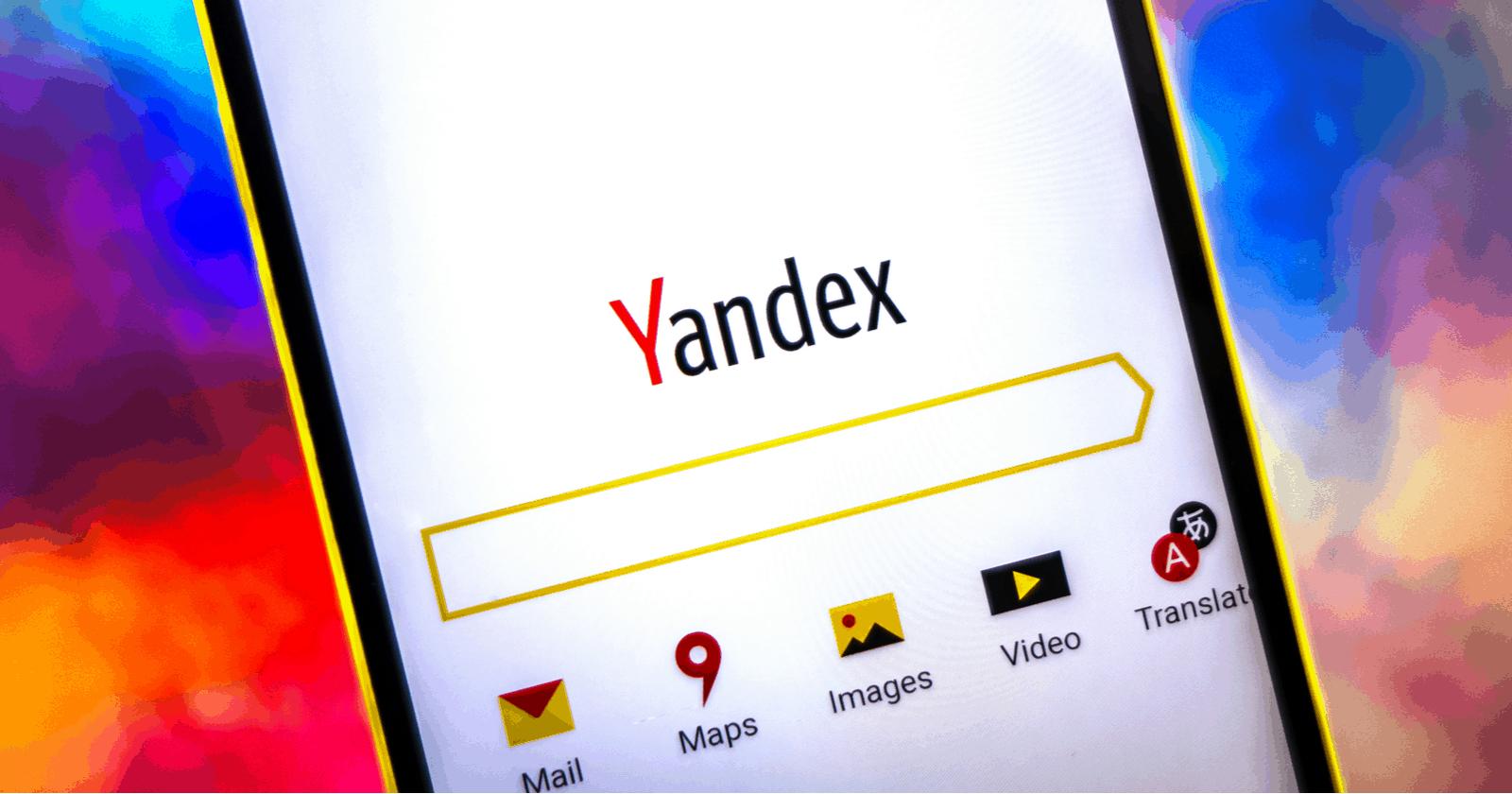 your yandex rank