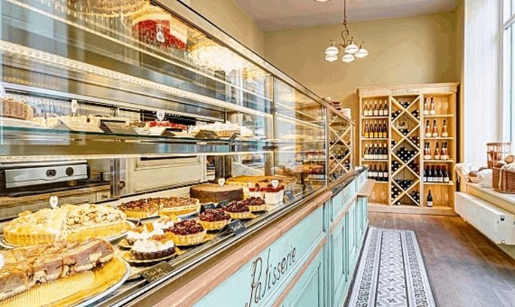 French Bakery and Pastry Shop - questions to ask seo company