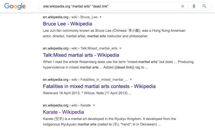 Boost Organic traffic with Wikipedia Backlinks