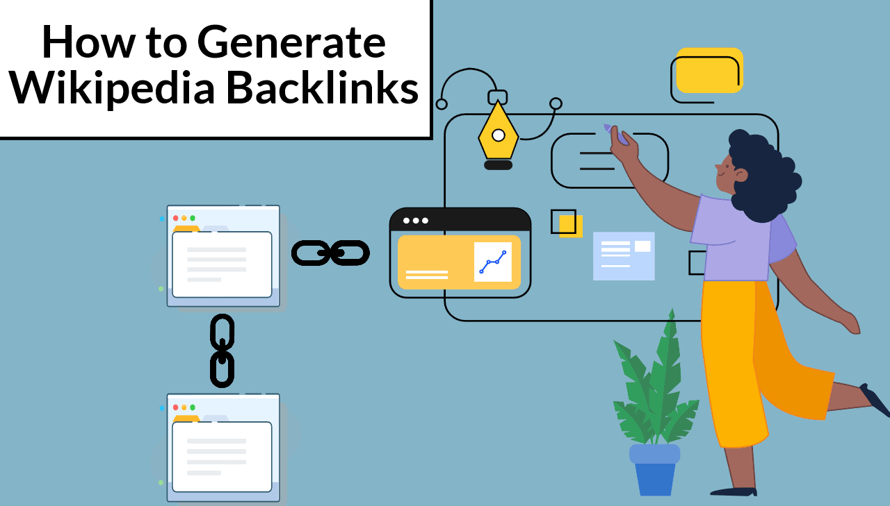 How to Generate Valuable Wikipedia Backlinks