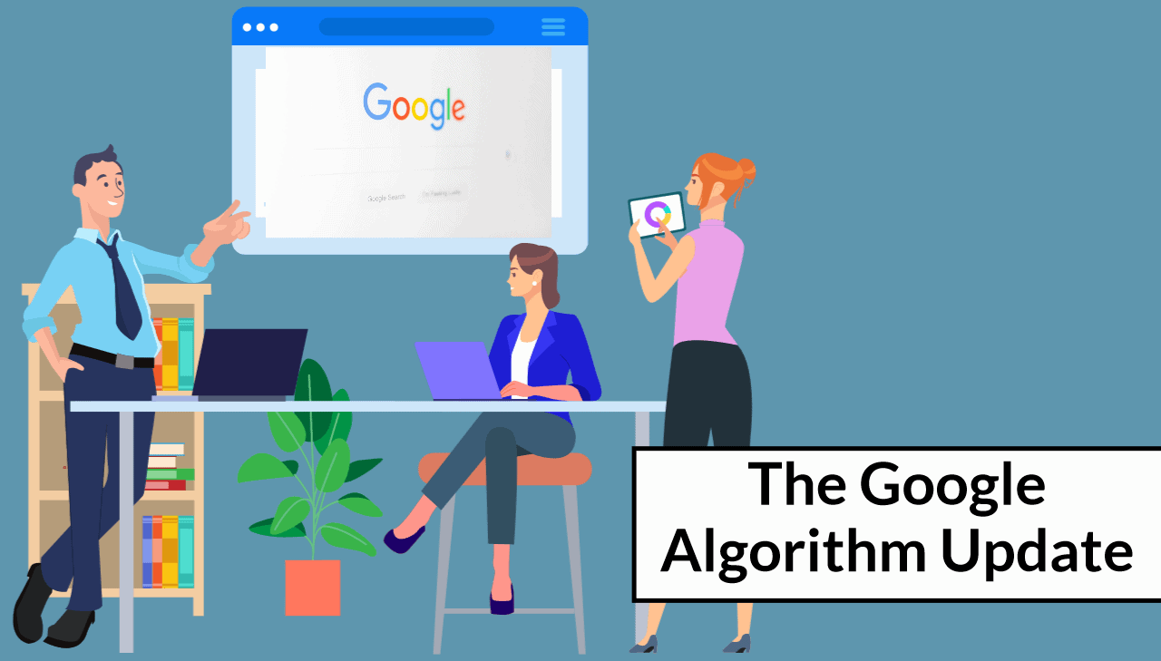 The Google Algorithm Update: An Updated History Lesson forSearchMarketersandBusinesses