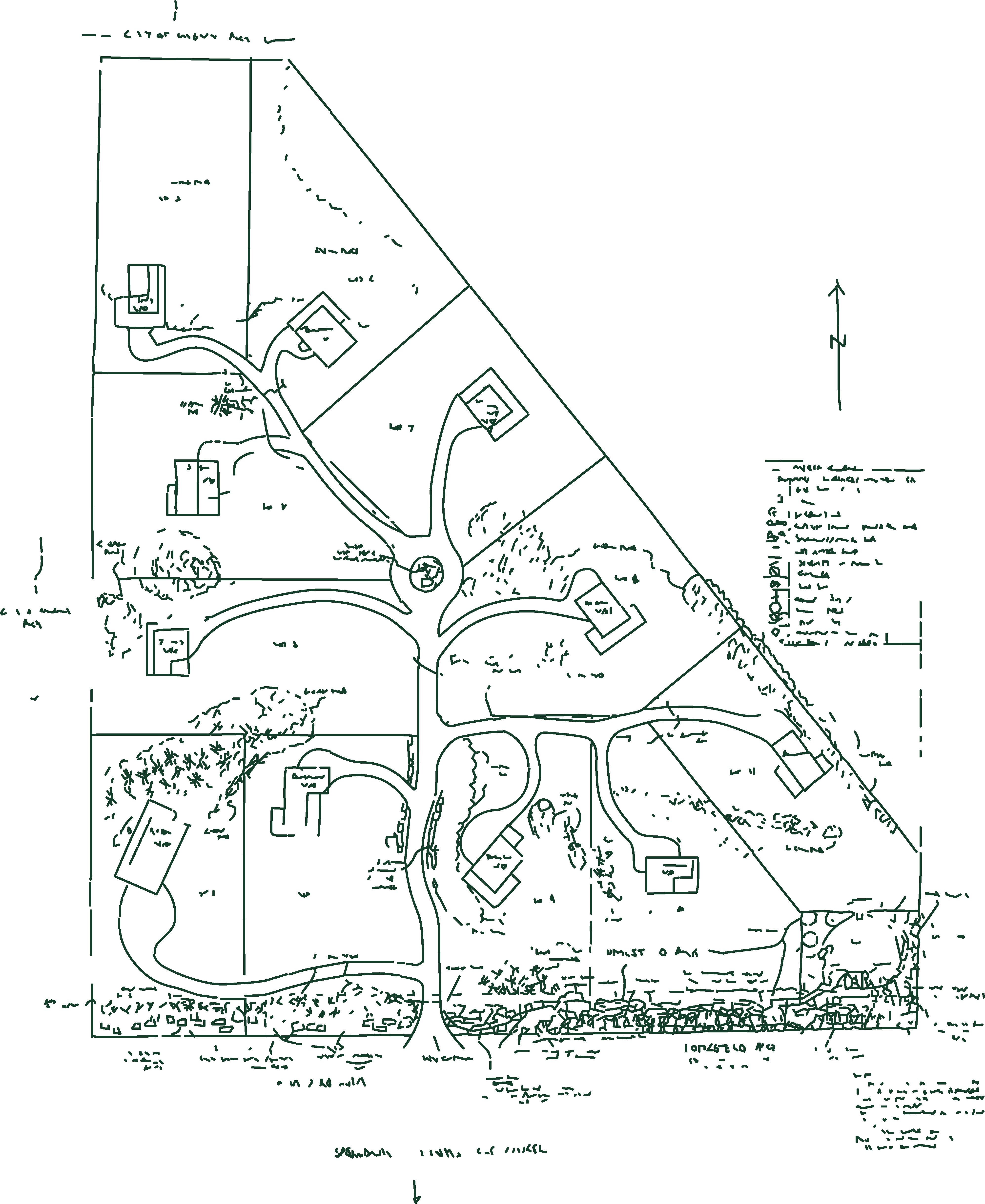 Devonian Ridge estates plan