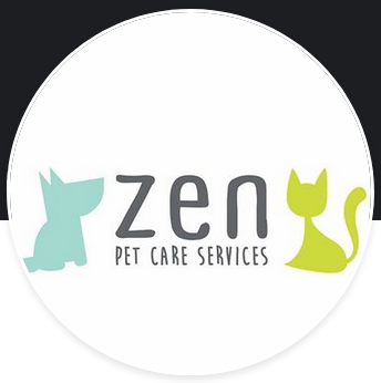 ZEN PET CARE SERVICE offers dog walking, running, hiking, overnight sitting and daily visits and some services for cats.