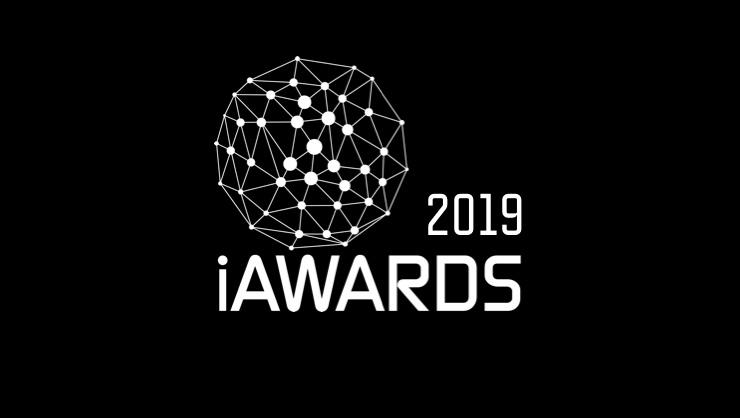 An image of the iAward logo
