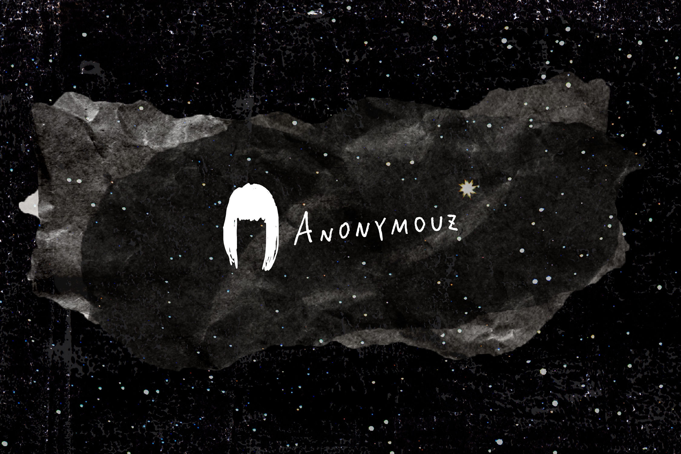 The name story animation for Anonymous to Anonymouz