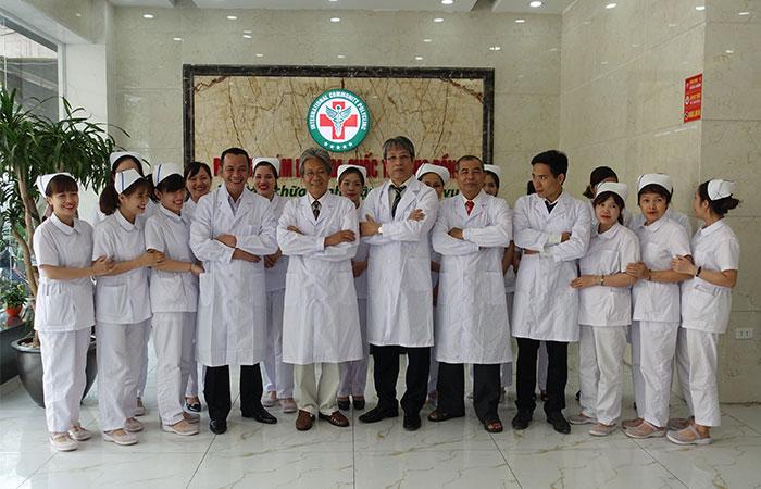 Phòng khám Đa Khoa Quốc Tế Cộng Đồng Hà Nội