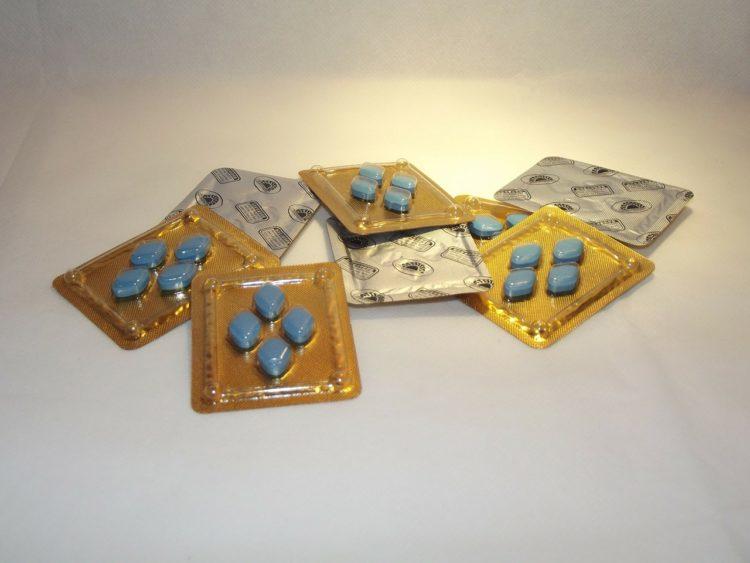 viagra - thuốc kích dục nữ