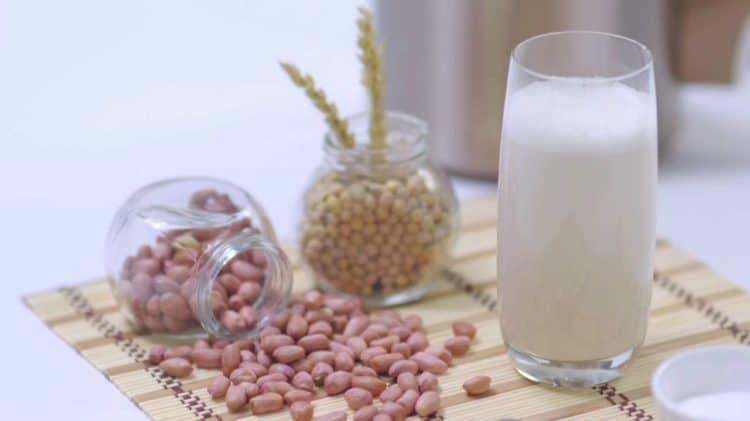 Sữa giúp tăng cân