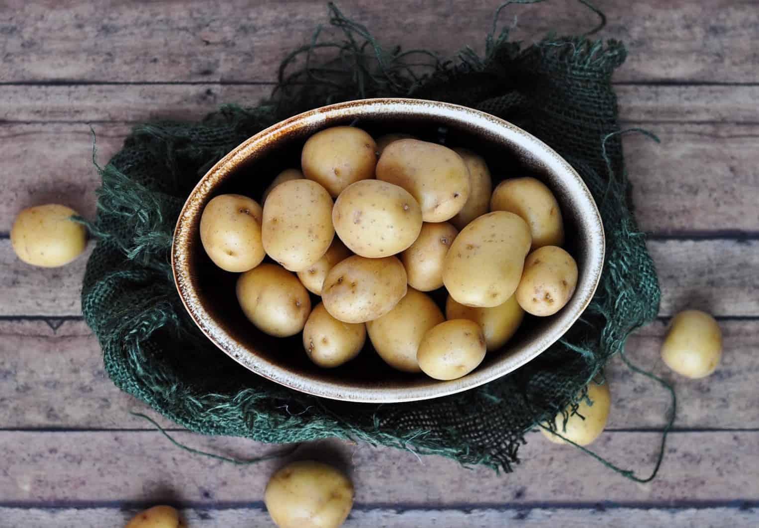Khoai tây và tinh bột giúp tăng cân