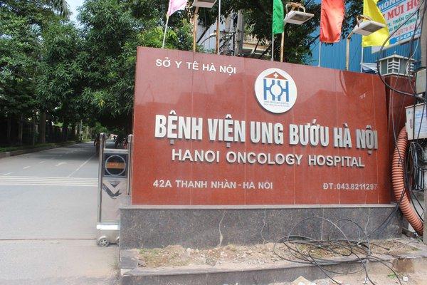 Địa chỉ bệnh viện ung bướu Hà Nội cơ sở 1