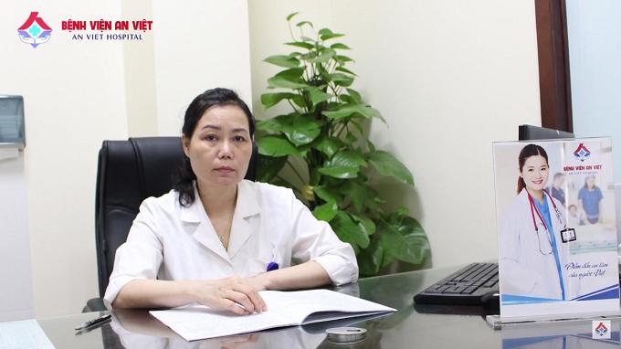 Bác sĩ khám Tai Mũi Họng