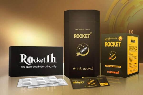 Rocket 1h là gì, tác dụng Rocket 1h có tốt không?