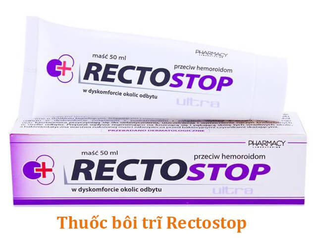 THUỐC BÔI TRĨ RECTOSTOP