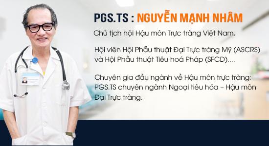 PGS.TS Nguyễn Mạnh Nhâm