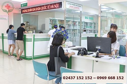 Địa chỉ khám phụ khoa uy tín tại Hà Nội