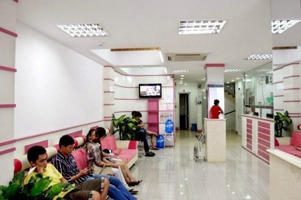 phòng khám phụ khoa bác sĩ nguyễn thị huỳnh mai