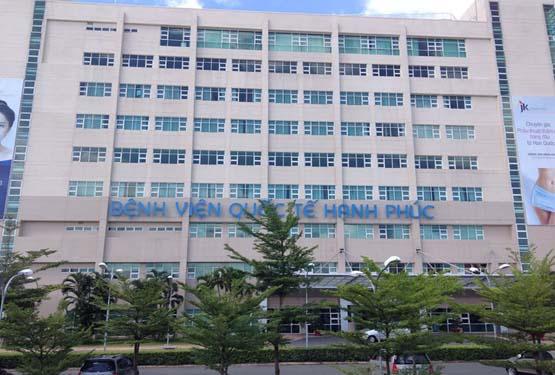 bệnh viện phụ khoa tphcm