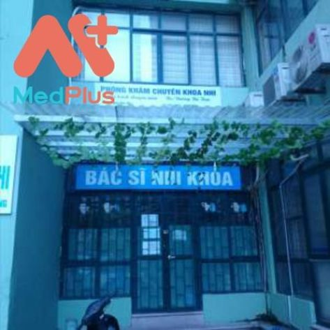 Phòng khám của bác sĩ Trực chuyên khám tổng quát cho trẻ hàng đầu Hà Nội