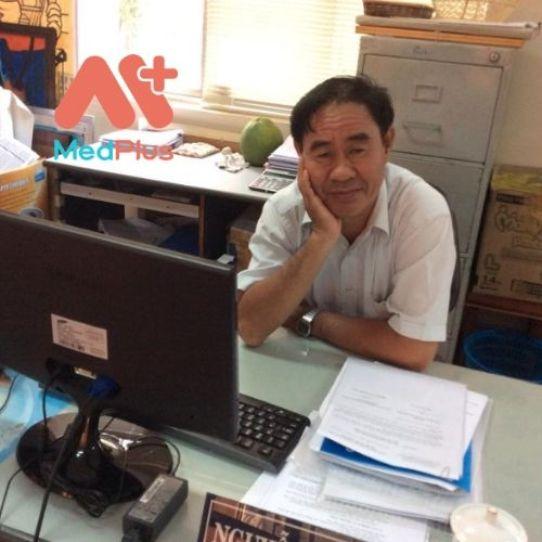 Phòng khám Da liễu quận Bình Tân – BS. Nguyễn Thành Hy – điều trị rụng tóc uy tín Quận Bình Tân