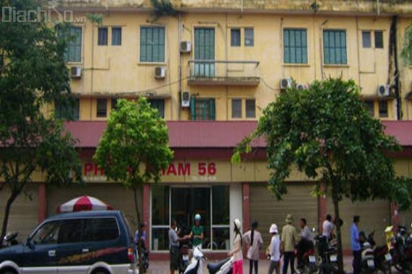 phòng khám 56 Hai Bà Trưng
