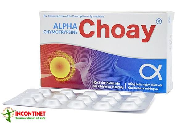 Hình ảnh thuốc alpha choay