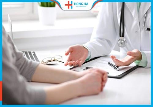 Quy trình thăm khám tại Bệnh Viện Hồng Hà