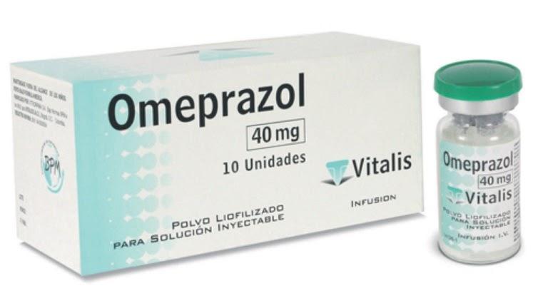 Thuốc trị đau dạ dày Omeprazol