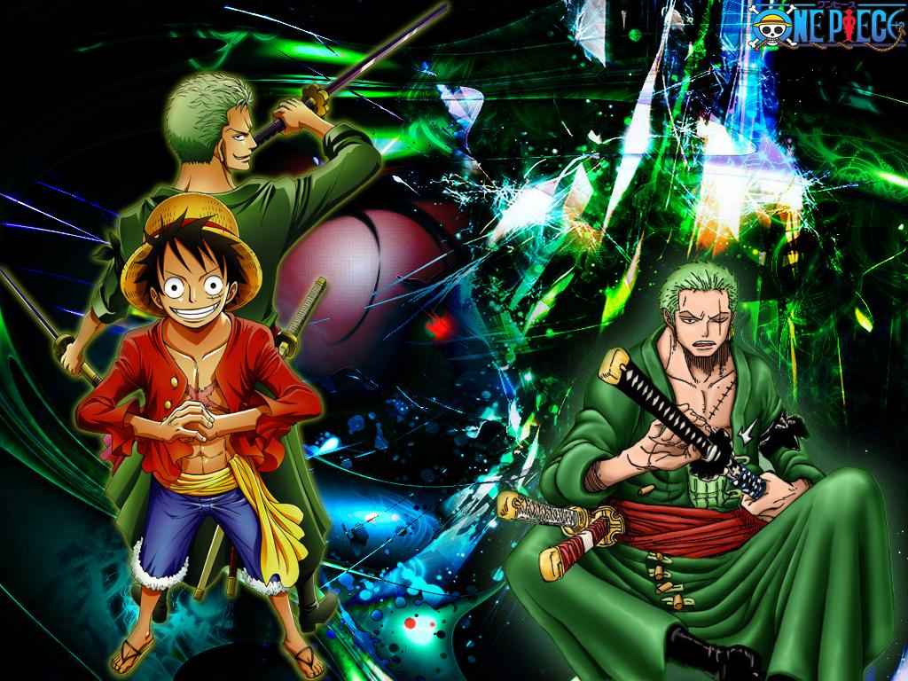 Hình ảnh Luffy Và Zoro