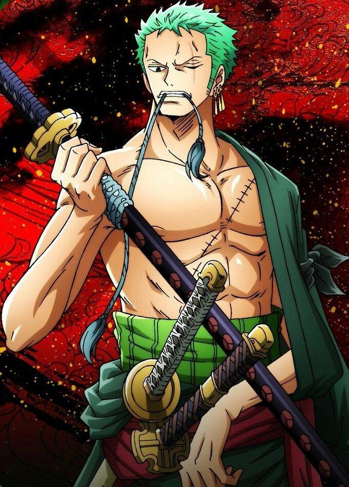 Hình Nền One Piece Zoro Cho điện Thoại