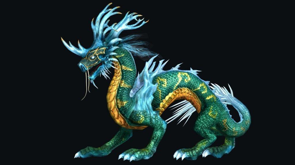 Tổng Hợp Hình ảnh Rồng 3D Làm Hình Nền đẹp Nhất