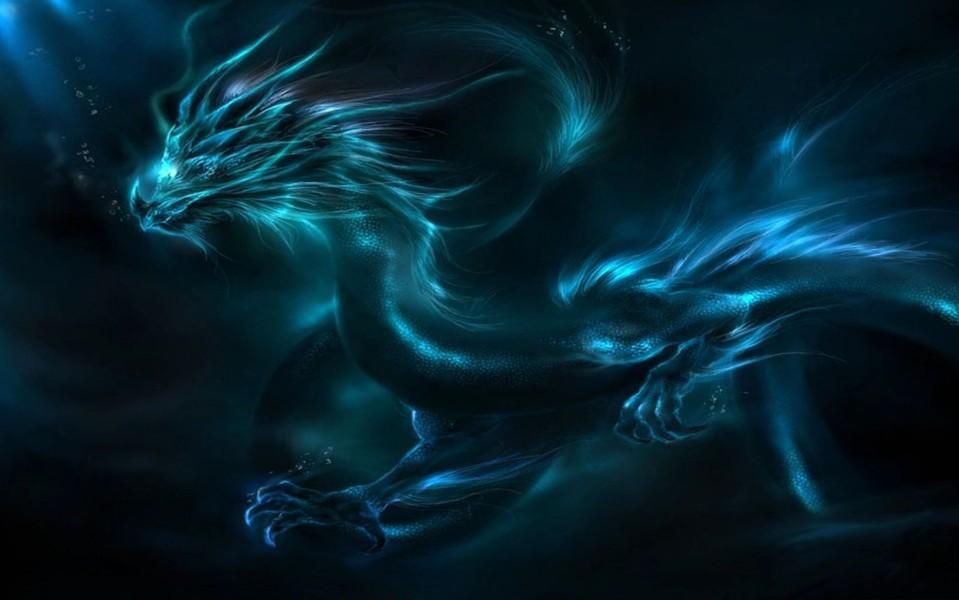 Hình ảnh Con Rồng 3d đẹp