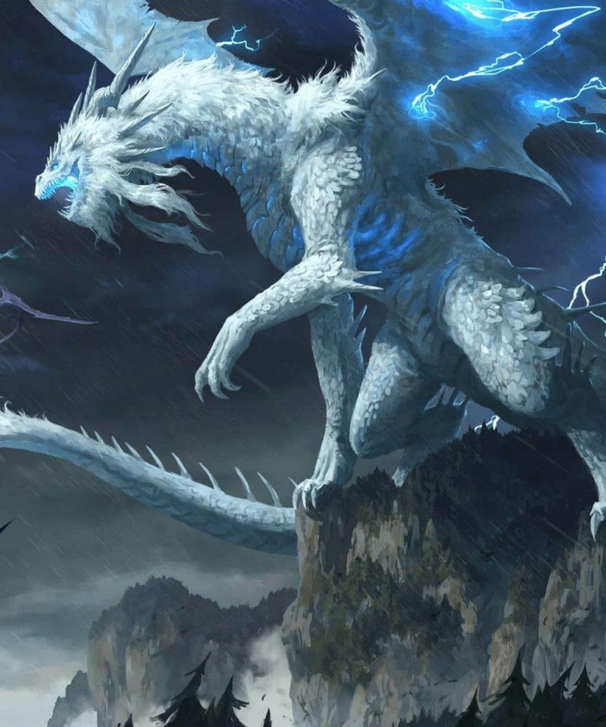Hình Con Rồng Huyền Thoại