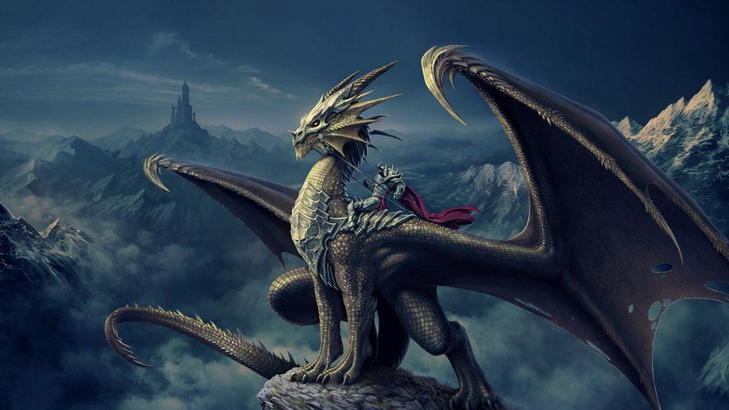 Hình Nền Con Rồng 3d đẹp Nhất