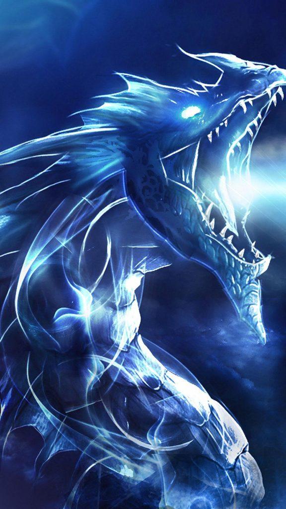 Hình Nền Rồng 3d Cho điện Thoại