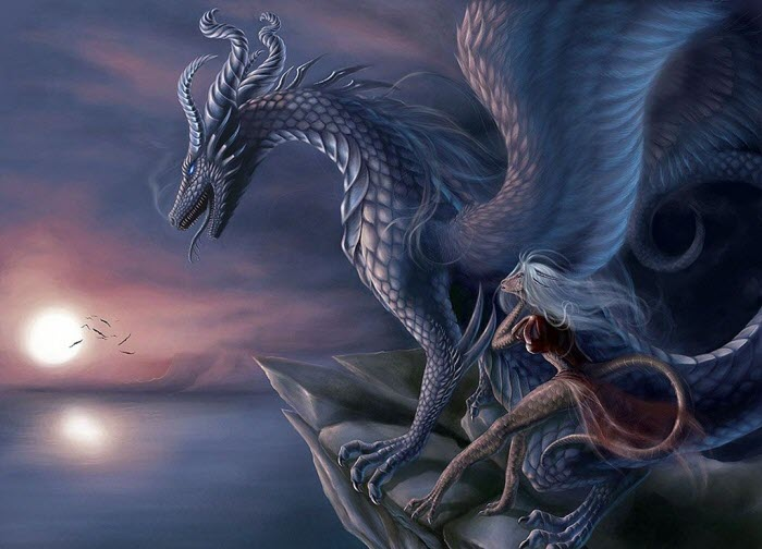 Hình ảnh đẹp Về Con Rồng Trong Truyền Thuyết