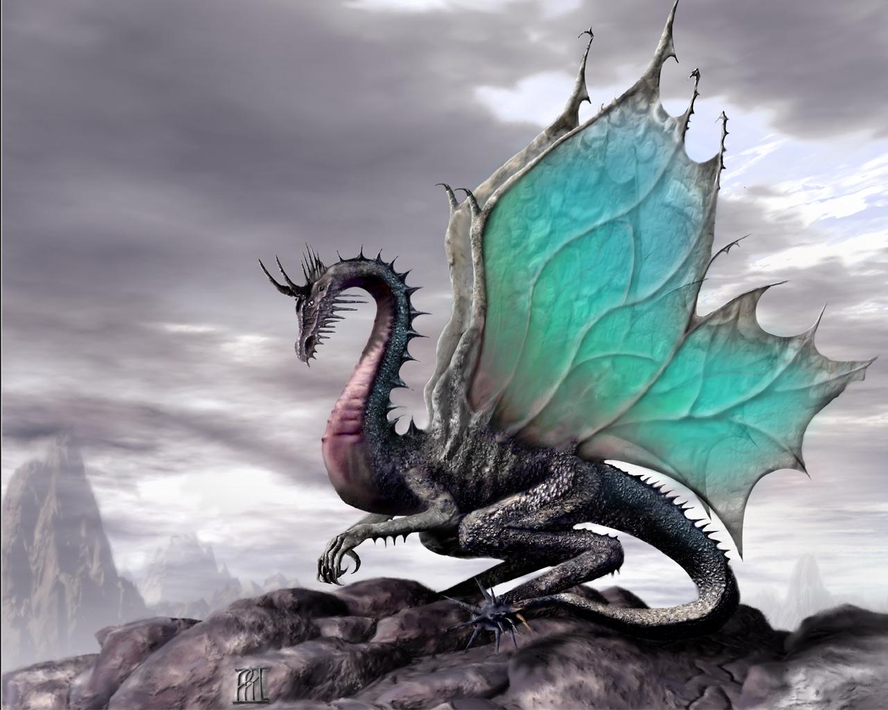 Hình ảnh Về Con Rồng Có Cánh