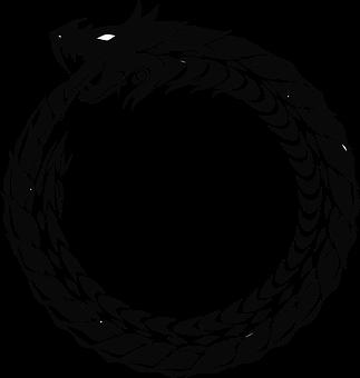 Biểu Tượng Vòng Tròn, Rồng, Vòng