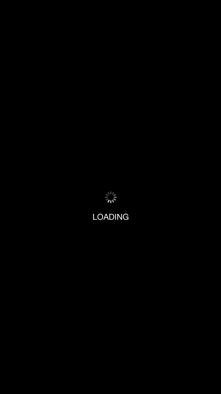 Hình ảnh màu đen loading cực chất