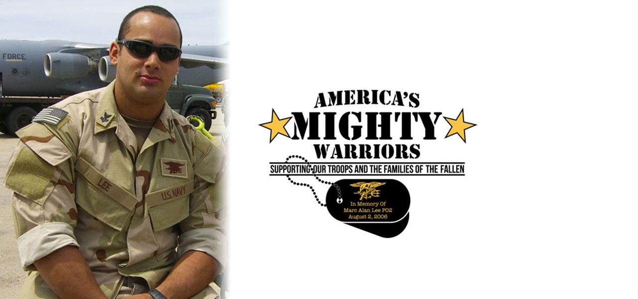 navy SEAL Marc