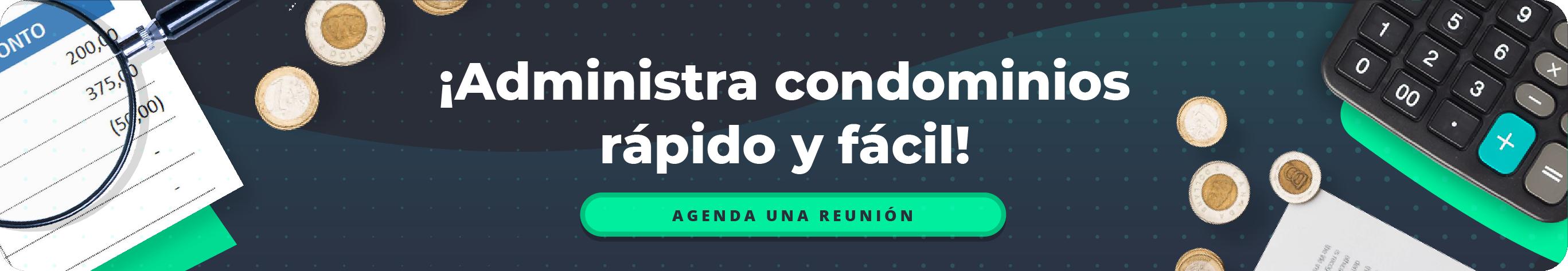 Administra condominios con ComunidadFeliz.mx