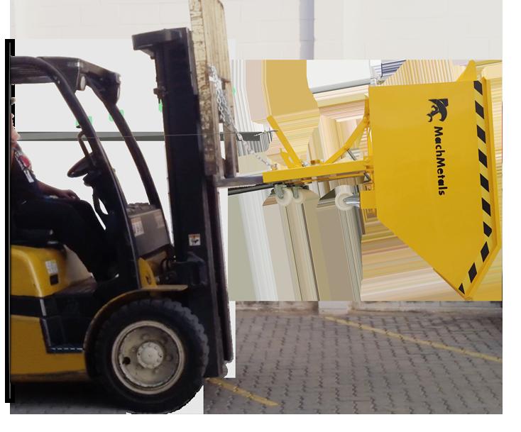 Essa é a melhor solução para coleta, transporte e descarte de cavacos. Com sistema de basculamento à distância, aço de qualidade, rodízios reforçados e dreno. Pronta para uso.