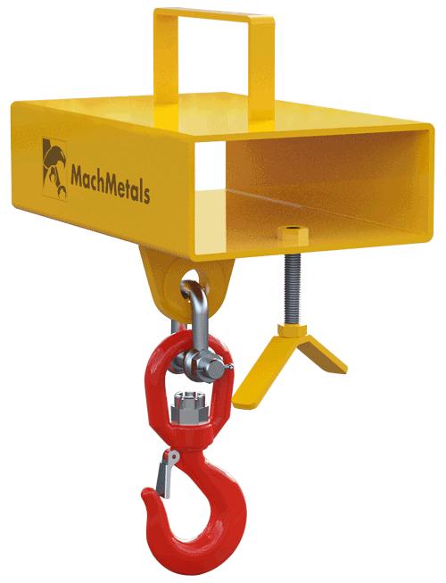 Movimente cargas em geral de até 1 tonelada com mais segurança e substitua o improviso com cordas e correntes.