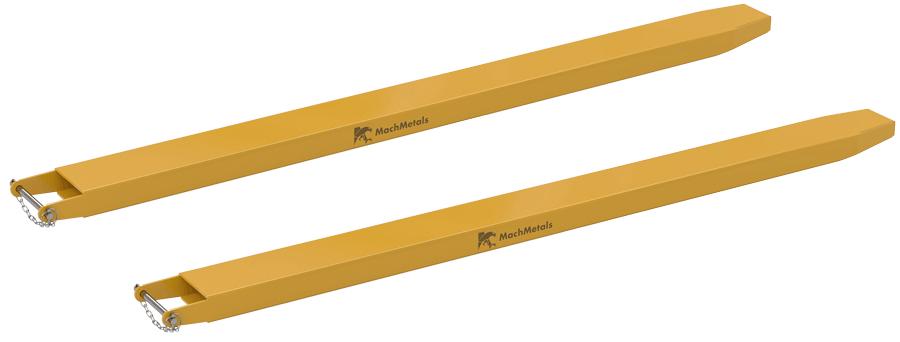 Movimente cargas com comprimento que excede o garfo da empilhadeira, proporcionando melhor distribuição do peso, estabilidade e maior alcance com segurança, respeitando a capacidade da empilhadeira.