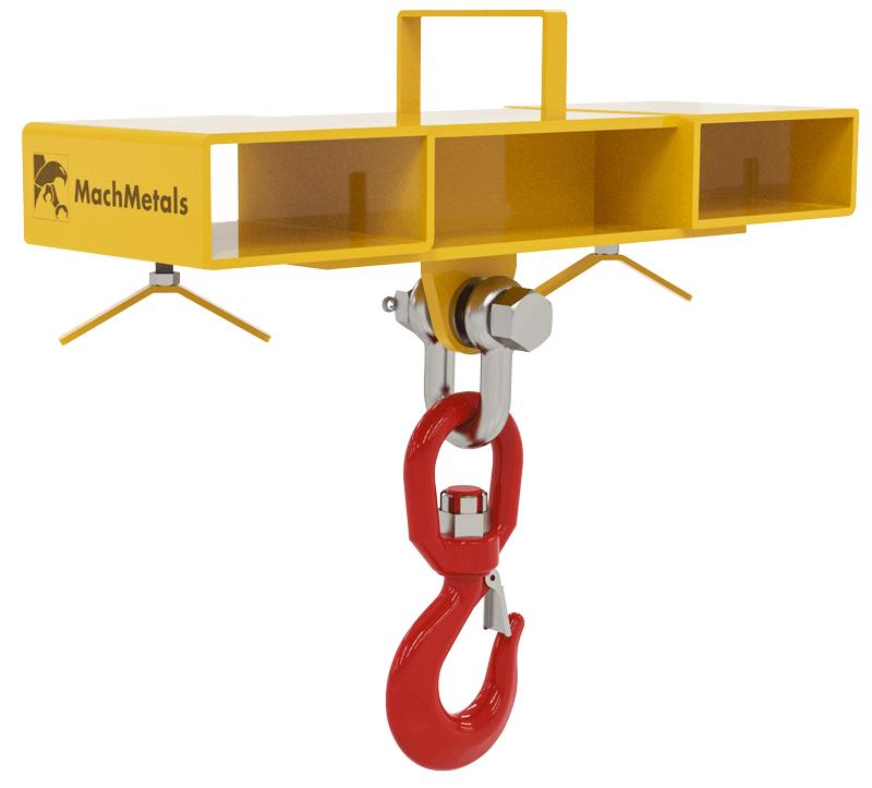 Movimente cargas em geral com mais segurança e substitua o improviso com cordas e correntes.