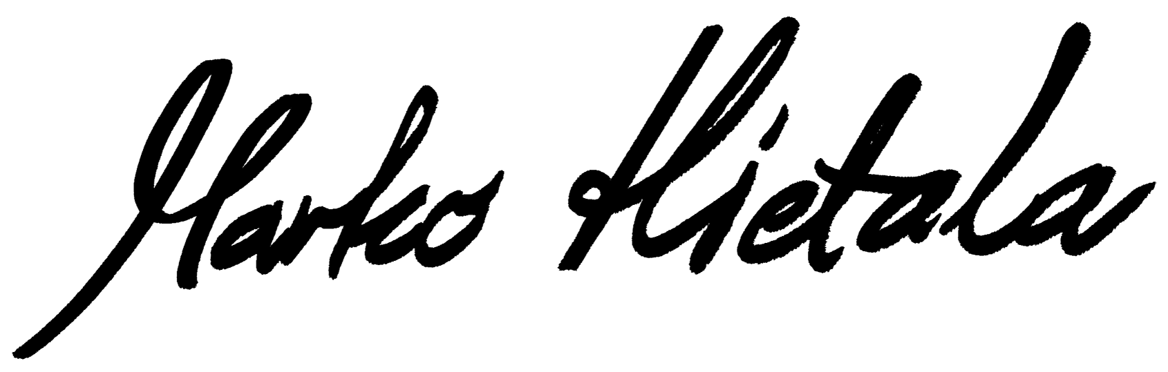 Marko Hietala Logo