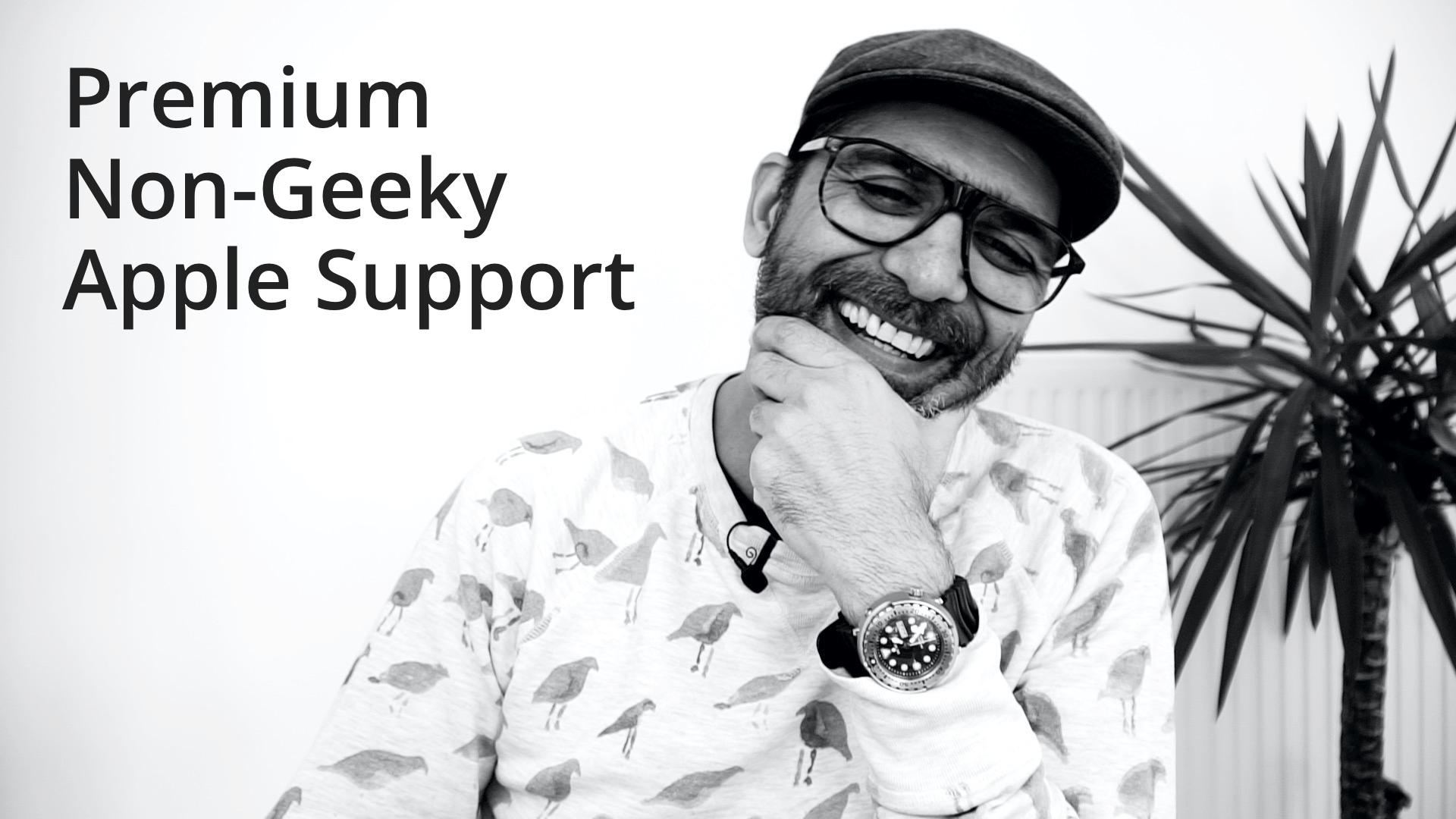 Premium Non-Geeky Apple Consulting