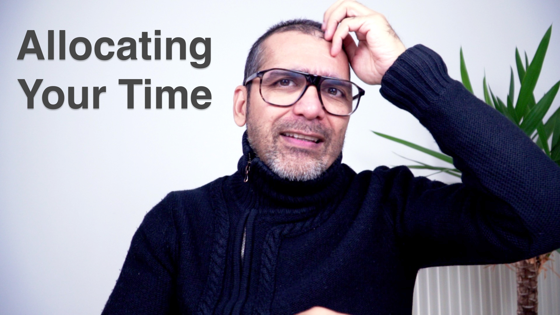 Create more time by allocating it better